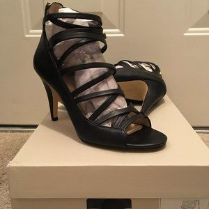 Banana Republic Preslie Caged Heels